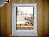 окна в доме