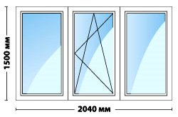 окна для хрущевки