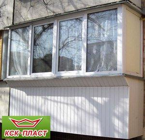 Пластиковые окна для балкона, цена