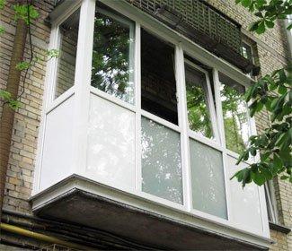 Установка балкона цена